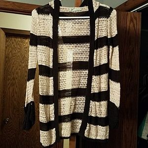Maurices Hooded Cardigan